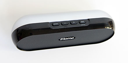 iHome iDM12 Bluetooth Speaker System Review - iPhone, iPad