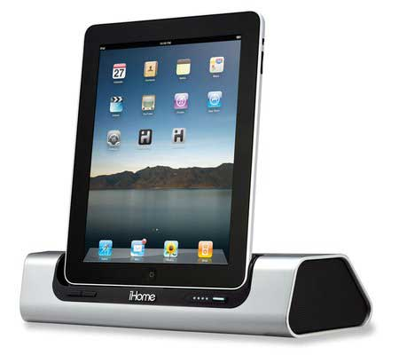 iHome iD9 Speaker Dock - iPhone and iPad Accessory Reviews ...