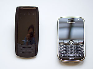 BlackBerry VM-605 and BlackBerry Bold
