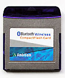 Ambicom Bluetooth CF card