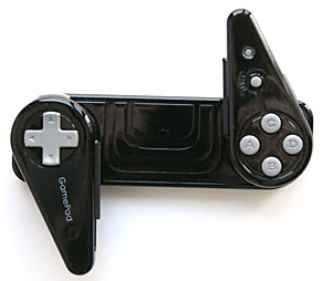 ENR technologies gamepad