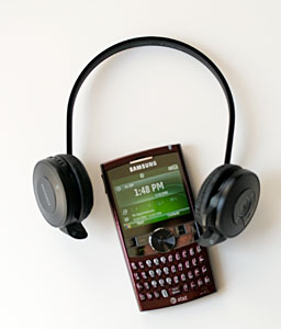 Samsung SBH500 and BlackJack II