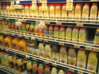 odwalla in supermarket