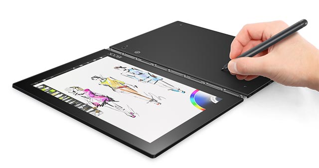Lenovo Yoga Book review