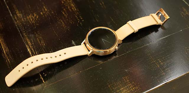 2015 Moto 360 Review