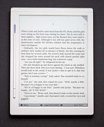 IREX DR800SG ebook reader