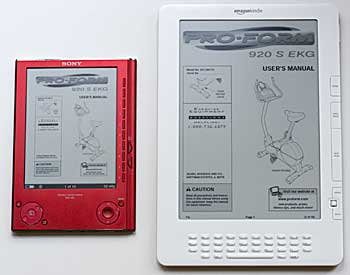 Amazon Kindle DX review - eBook Reaader Reviews by Mobile Tech Review