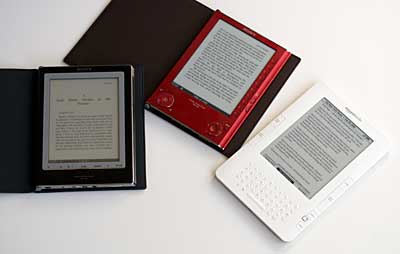 Amazon Kindle 2 - eBook Reader Reviews by Mobile Tech Review