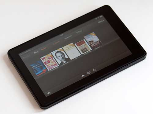 Kindle Fire Review Mobiletechreview