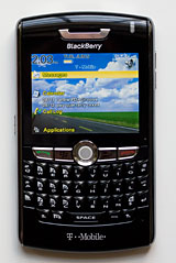 BlackBerry 8800 for T-Mobile