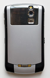 back of BlackBerry 8300