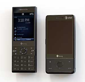 HTC S740 and HTC Fuze