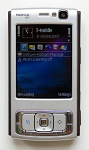 Reviews N95 By Mobile Review - Tech Nokia Phone