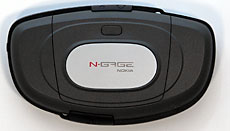 back of N-Gage QD