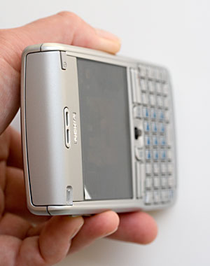 Nokia E61 - Smartphone Reviews by Mobile Tech Review
