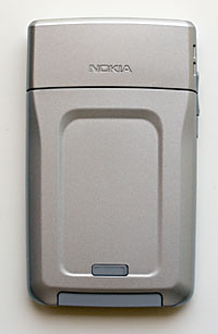 back of Nokia E61