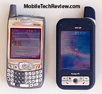 Treo 700w and XV6700