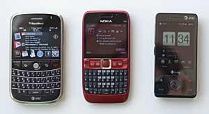 Nokia E63 Review - Phone Reviews by Mobile Tech Review