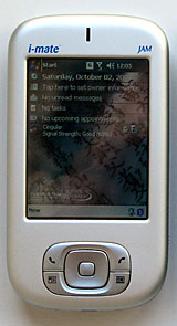 i-mate JAM Pocket PC phone