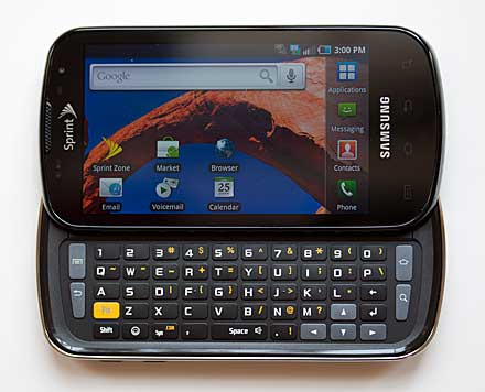 Samsung epic 4g review sprint smartphone reviews by for Epic cell phone