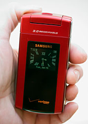 samsung flipshot phone reviews by mobile tech review rh mobiletechreview com Verizon Samsung Flip Phone Samsung Flip Cell Phones Talking