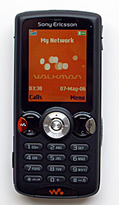 Sony Ericsson W810i Phone Reviews By Mobile Tech Review