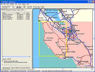 desktop map software