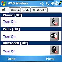 wireless screen shot