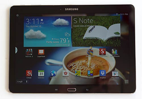 2014 Samsung Galaxy Note 10