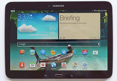 נפלאות Samsung Galaxy Tab 3 10.1 Review - Android Tablet Reviews by DK-58
