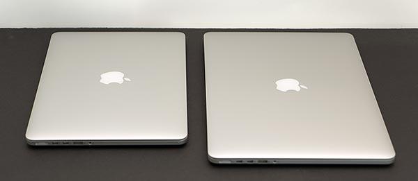 13 macbook pro retina vs 15 retina macbook pro 2015 comparison