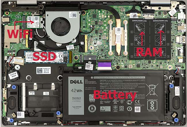 Dell Inspiron 13 7000 (7368) Review - Ultrabook and 2-in-1