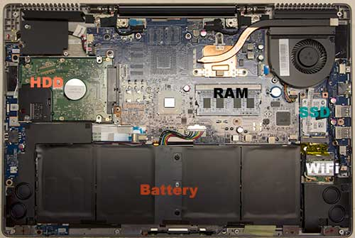 Top 10 Punto Medio Noticias | Lenovo Yoga 2 Pro Motherboard