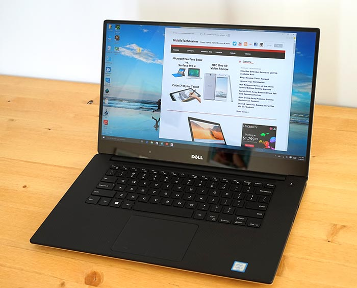 Dell XPS 15 Late 2015 with Infinity Display Review - Laptop