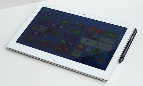 Sony Vaio Duo 13 Review - Windows 8 Tablet and Notebook