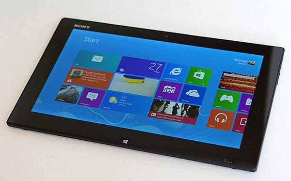 Sony Vaio Tap 11 Review - Windows Tablet Reviews by