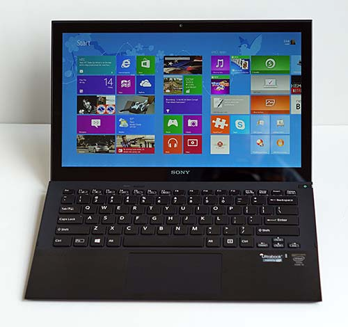 Sony Vaio Pro 13 Review - Ultrabook Reviews by MobileTechReview