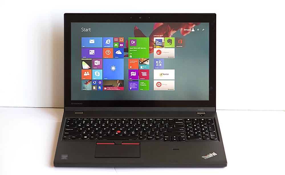 Lenovo ThinkPad W550s Review - Laptop Reviews by MobileTechReview
