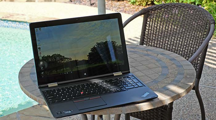 Lenovo ThinkPad Yoga 15 Review - Laptop Reviews by MobileTechReview
