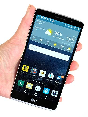 LG G Stylo Review - Android Phone Reviews by MobileTechReview