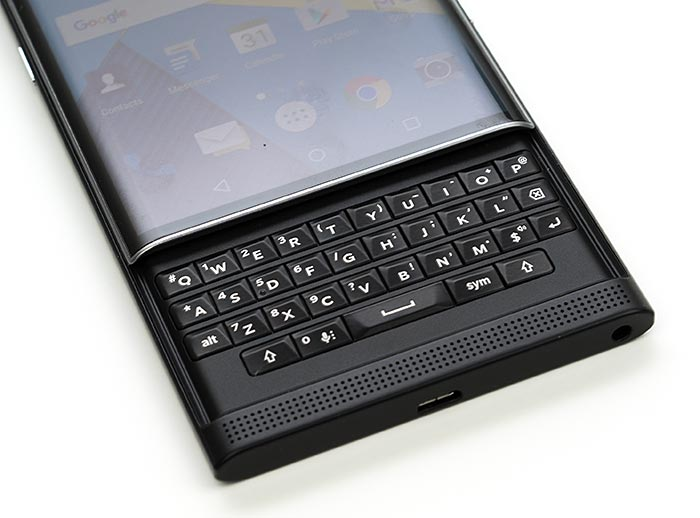 BlackBerry Priv Review - Android Phone Reviews by