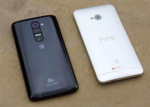 LG G2 vs. HTC One Comparison Smackdown - MobileTechReview